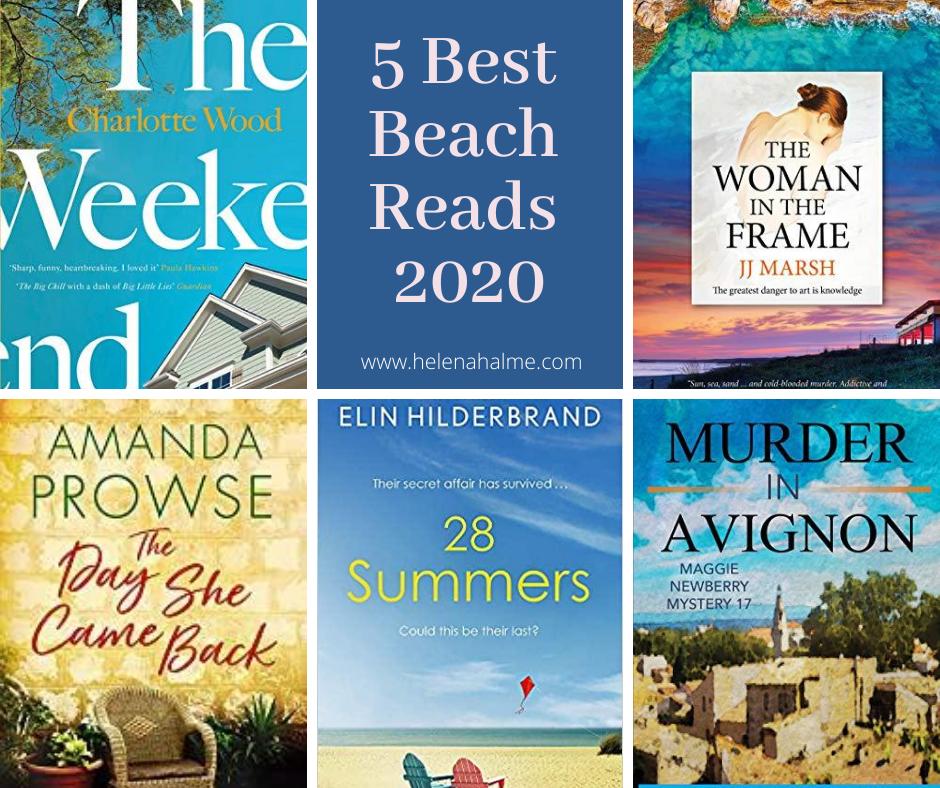 Five Best Beach Reads 2020