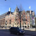 Helsinki shopping
