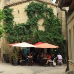 Best restaurant in Uzes, South of France