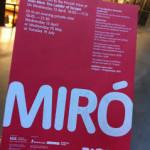 London: Miro at Tate Modern