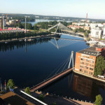 Tampere in the summer