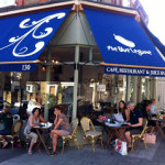 Brunch at The Blue Legume Cafe, London N8