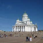 A-z Blogging Challenge: H is for Helsinki
