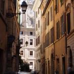 Rome and Italian women