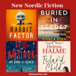 New Nordic Fiction for the Autumn