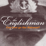 The Englishman is out!