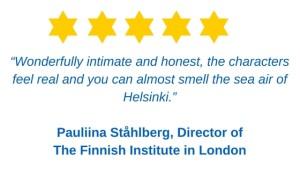 The Finnish Girl 5 stars Pauliina-2