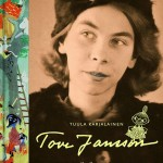 Tove Jansson at the Ateneum Art Museum in Helsinki